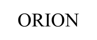 mark for ORION, trademark #85310138