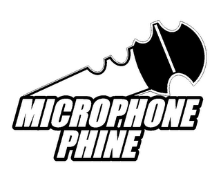 mark for MICROPHONE PHINE, trademark #85310338