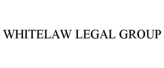 mark for WHITELAW LEGAL GROUP, trademark #85310636