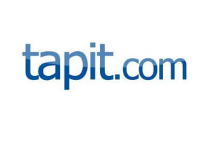 mark for TAPIT.COM, trademark #85311624