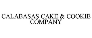 mark for CALABASAS CAKE & COOKIE COMPANY, trademark #85312098