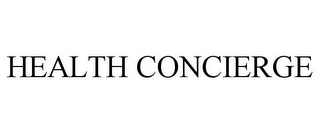 mark for HEALTH CONCIERGE, trademark #85312250