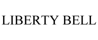 mark for LIBERTY BELL, trademark #85313100