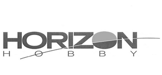 mark for HORIZON H O B B Y, trademark #85313158