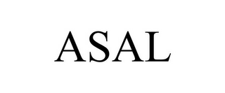 mark for ASAL, trademark #85313261