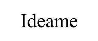 mark for IDEAME, trademark #85313870