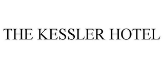 mark for THE KESSLER HOTEL, trademark #85315622