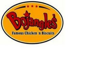 mark for BOJANGLES' FAMOUS CHICKEN 'N BISCUITS, trademark #85315750