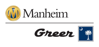 mark for M MANHEIM GREER, trademark #85315754