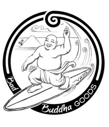 mark for BAD BUDDHA GOODS VAJRA, trademark #85315794