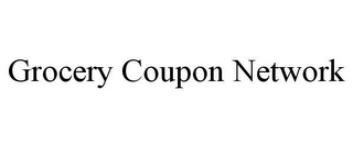 mark for GROCERY COUPON NETWORK, trademark #85316672