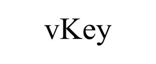 mark for VKEY, trademark #85316874