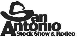 mark for SAN ANTONIO STOCK SHOW & RODEO, trademark #85316960