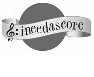 mark for INEEDASCORE, trademark #85317017