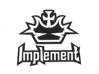 mark for IMPLEMENT, trademark #85317149