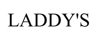 mark for LADDY'S, trademark #85317318