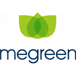 mark for MEGREEN, trademark #85317335