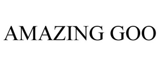 mark for AMAZING GOO, trademark #85317671
