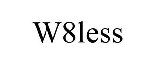 mark for W8LESS, trademark #85317905