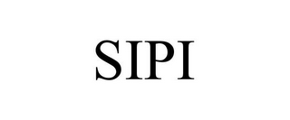 mark for SIPI, trademark #85318061