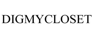 mark for DIGMYCLOSET, trademark #85319078