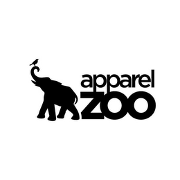 mark for APPAREL ZOO, trademark #85319348