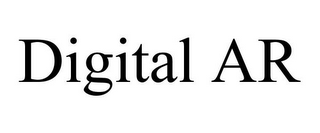 mark for DIGITAL AR, trademark #85319358