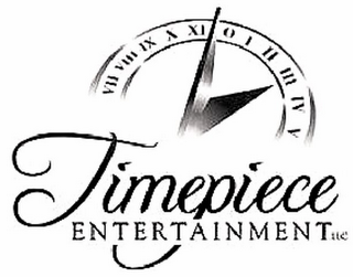 mark for TIMEPIECE ENTERTAINMENT, LLC, trademark #85319660