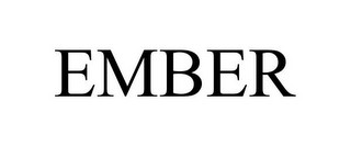 mark for EMBER, trademark #85320248