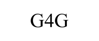 mark for G4G, trademark #85322823