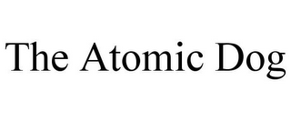 mark for THE ATOMIC DOG, trademark #85324074