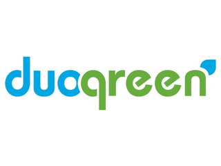 mark for DUOGREEN, trademark #85324286