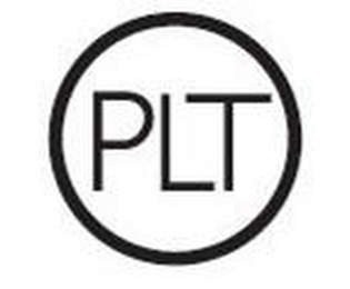 mark for PLT, trademark #85324619