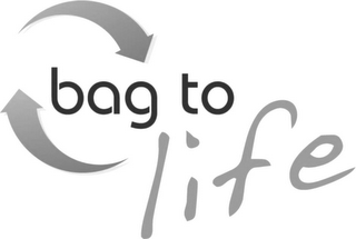 mark for BAG TO LIFE, trademark #85325271
