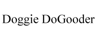 mark for DOGGIE DOGOODER, trademark #85325647
