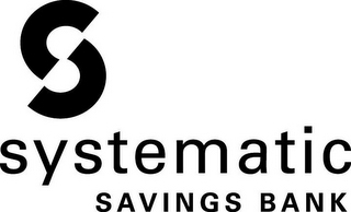 mark for S SYSTEMATIC SAVINGS BANK, trademark #85326327