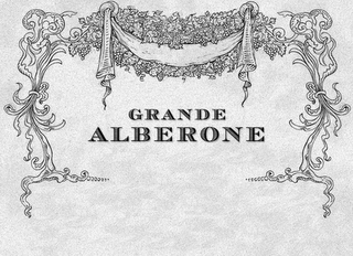 mark for GRANDE ALBERONE, trademark #85327378