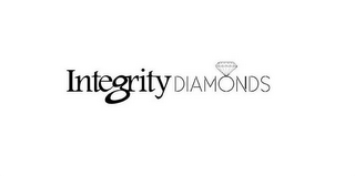mark for INTEGRITY DIAMONDS, trademark #85327507