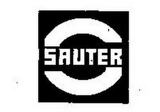 mark for SAUTER, trademark #85329550