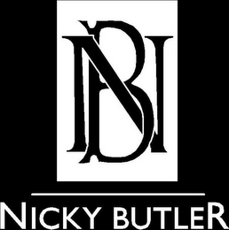 mark for NB NICKY BUTLER, trademark #85329681