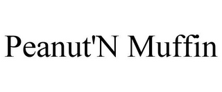 mark for PEANUT'N MUFFIN, trademark #85330147