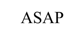 mark for ASAP, trademark #85330227