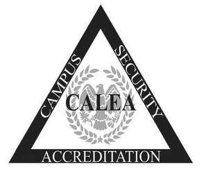 mark for CALEA CAMPUS SECURITY ACCREDITATION, trademark #85330844