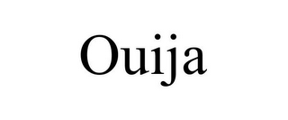 mark for OUIJA, trademark #85330873