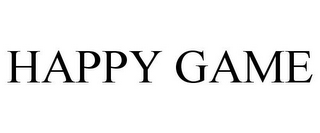 mark for HAPPY GAME, trademark #85332364