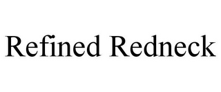 mark for REFINED REDNECK, trademark #85333329