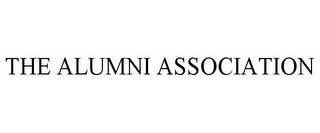 mark for THE ALUMNI ASSOCIATION, trademark #85333921