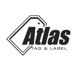 mark for ATLAS TAG & LABEL, trademark #85334196