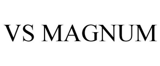 mark for VS MAGNUM, trademark #85334438