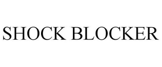mark for SHOCK BLOCKER, trademark #85334878